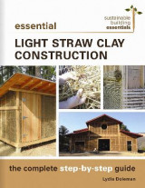 Omslag - Essential Light Straw Clay Construction