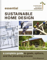 Omslag - Essential Sustainable Home Design