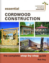 Omslag - Essential Cordwood Building