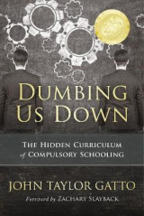 Omslag - Dumbing Us Down