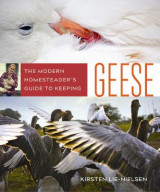 Omslag - The Modern Homesteader's Guide to Keeping Geese