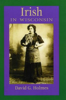 Irish in Wisconsin av David G. Holmes (Heftet)