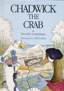 Chadwick the Crab av Priscilla Cummings (Innbundet)