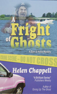 A Fright of Ghosts av Helen Chappell (Heftet)