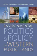 Omslag - The Environmental Politics and Policy of Western Public Lands