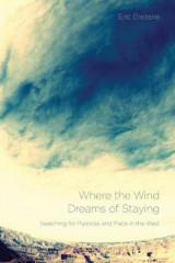 Omslag - Where the Wind Dreams of Staying