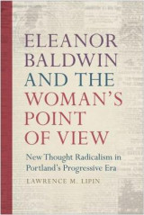 Omslag - Eleanor Baldwin and the Woman's Point of View