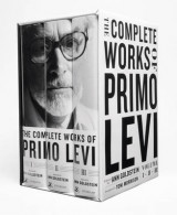 Omslag - The Complete Works of Primo Levi