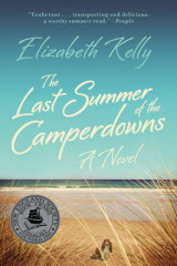 Omslag - The Last Summer of the Camperdowns