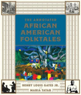 Omslag - The Annotated African American Folktales