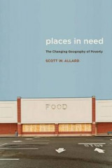 Omslag - Places in Need: The Changing Geography of Poverty