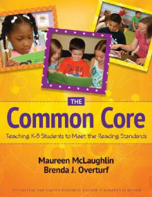 The Common Core av Maureen McLaughlin og Brenda J. Overturf (Heftet)
