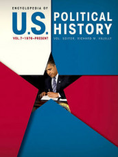 Encyclopedia of U.S. Political History av Robert Johnston, Thomas Langston, Michael A. Morrison, Andrew Robertson, William G. Shade, Richard Valelly og Robert Zieger (Innbundet)