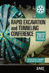 Omslag - Rapid Excavation and Tunneling Conference 2017 Proceedings