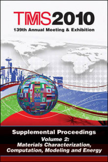 TMS 2010 139th Annual Meeting and Exhibition: Volume 2 av Metals & Materials Society (TMS) The Minerals (Heftet)