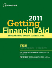 Getting Financial Aid 2011 av The College Board (Heftet)