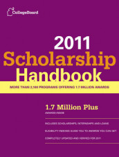 Scholarship Handbook 2011 av The College Board (Heftet)
