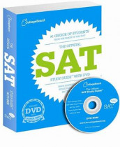 The Official SAT Study Guide with DVD av The College Board (Blandet mediaprodukt)