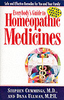 Everybody's Guide to Homeopathic Medicines av Stephen Cummings og Dana Ullman (Heftet)