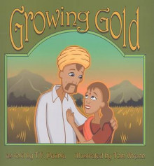 Growing Gold av Padma Venkatraman (Heftet)