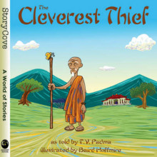 The Cleverest Thief av Padma Venkatraman (Heftet)