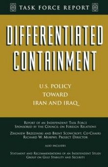 Differentiated Containment av Zbigniew Brzezinski, Brent Scowcroft og Richard W. Murphy (Heftet)