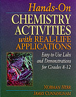 Hands-On Chemistry Activities with Real-Life Applications av Norman Herr og James Cunningham (Heftet)