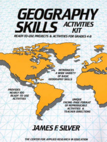Geography Skills Activities Kit av James F. Silver (Heftet)