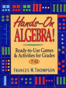 Hands Algebra Ready Use Game Act Gr7-12 av Frances McBroom Thompson (Heftet)