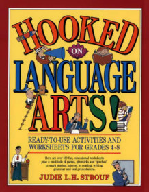 Hooked On Language Arts! av Judie L.H. Strouf (Heftet)