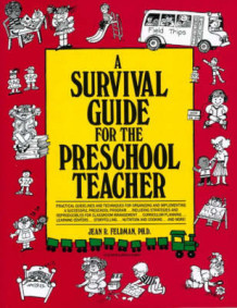 A Survival Guide for the Preschool Teacher av Jean R. Feldman (Heftet)