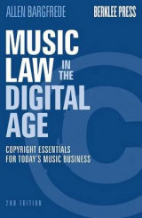 Omslag - Music Law in the Digital Age
