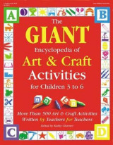 Omslag - The Giant Encyclopedia of Art and Craft Activities for Children 3-6