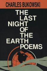 Omslag - The Last Night of the Earth Poems