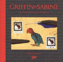 Griffin and Sabine av Nick Bantock (Innbundet)