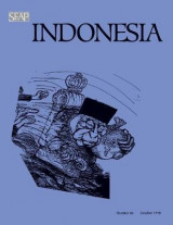 Omslag - Indonesia Journal 1998