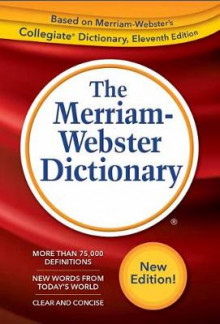 The Merriam-Webster Dictionary av Merriam-Webster (Heftet)