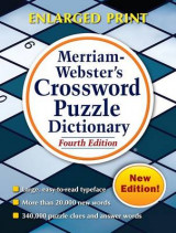 Omslag - Merriam Webster's Crossword Puzzle Dictionary