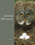 Omslag - Animal Behavior: an Evolutionary Approach