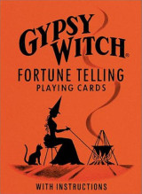 Omslag - Gypsy Witch Fortune Telling Playing Cards