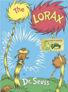 The Lorax av Dr. Seuss (Innbundet)