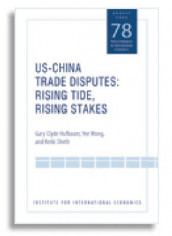 US-China Trade Dispute - Rising Tide, Rising Stakes av Gary Clyde Hufbauer, Ketki Sheth og Yee Wong (Heftet)