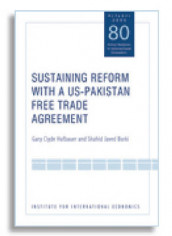Sustaining Reform with a US-Pakistan Free Trade Agreement av Shahid Javed Burki og Gary Clyde Hufbauer (Heftet)