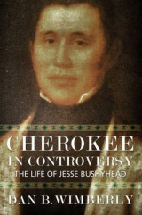 Omslag - Cherokee in Controversy