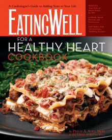 The EatingWell for a Healthy Heart Cookbook av Philip A. Ades og The Editors of