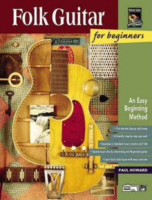 Folk Guitar for Beginners av Paul Howard og Robert Howard (Heftet)