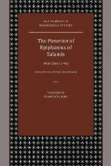 Omslag - The Panarion of Epiphanius of Salamis