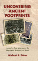 Omslag - Uncovering Ancient Footprints
