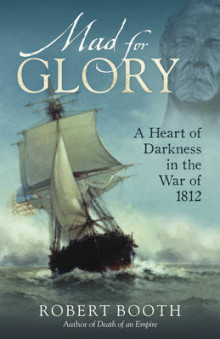 Mad for Glory av Robert Booth (Innbundet)