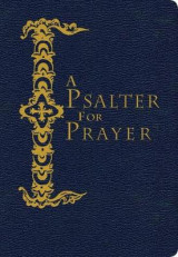 Omslag - A Psalter for Prayer